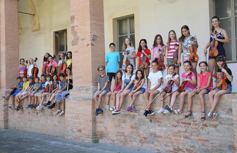 Accademia Bizantina Camp - edizione 2019 - Le Quattro Stagioni di Vivaldi